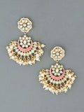 Coral Bahari Designer Earrings