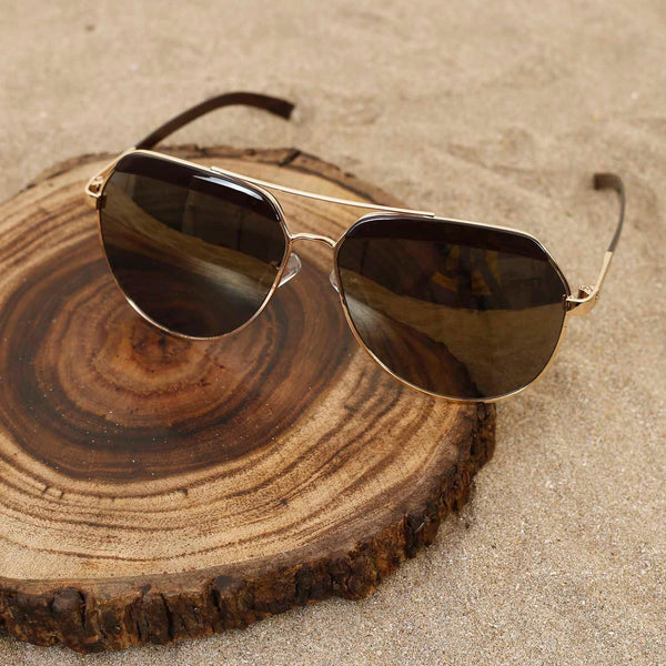Fern Round Sunglasses