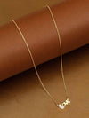 Golden Abira Love Necklace