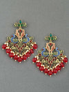 Green Rani Rohini Designer Earrings