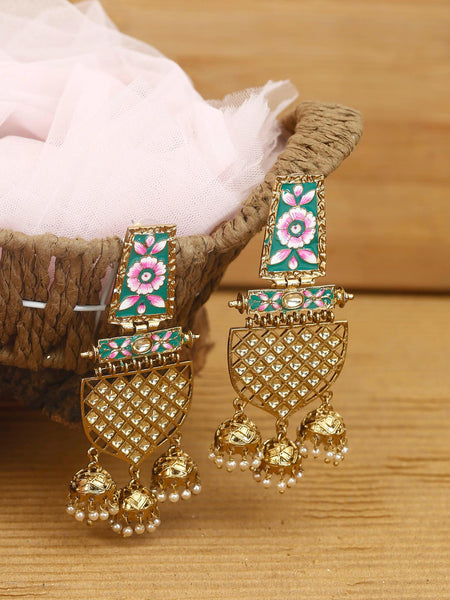 Royal Chandrika Designer Earrings