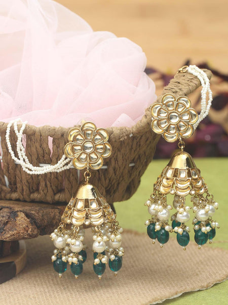 Green Paneri Necklace Set