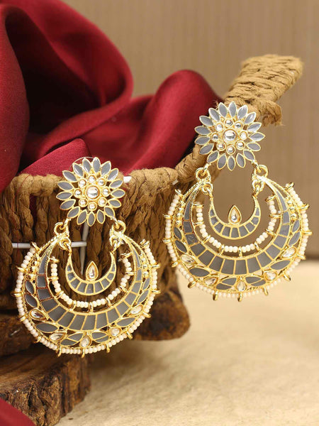 Pista Mumtaz Designer Earrings