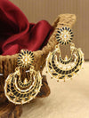 Jet Chaaya Designer Earrings