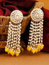 Lemon Heer Tassel Earrings