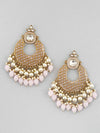 Lilac Keladi Designer Earrings