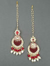 Magenta Nitya Sahara Earrings
