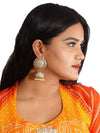 Paris Suraj Jhumki Earrings