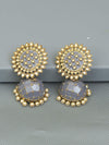 Petwar Suraj Jhumki Earrings