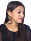 Rani Mayu Jhumki Earrings