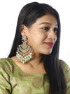 Pista Samsaptaka Designer Earrings