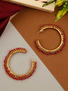 Rani Ira Hoop Earrings