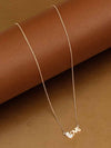 Rose Gold Abira Love Necklace