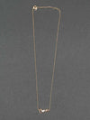 Rose Gold Dafne Love Necklace