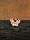 Rose Gold Adjustable Dorcas Zirconia Ring