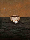 Rose Gold Pavel Zirconia Ring