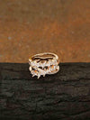 Rose Gold Samara Zirconia Ring