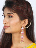 Ruby Ananti Sahara Jhumki Earrings
