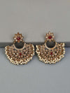 Ruby Barkha Designer Earrings