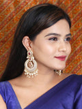 Ruby Gayatri Zulree Earrings