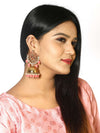 Coral Tez Designer Earrings