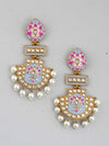 Sky Pankaj Chaandbali Earrings
