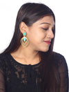 Sky Pankh Designer Earrings