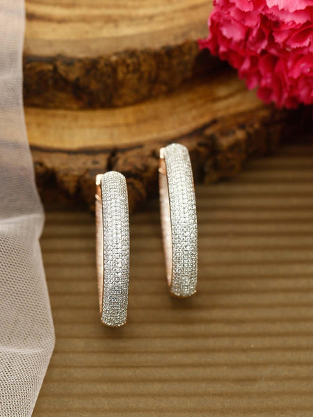 Basque Zirconia Earrings