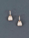 Susan Zirconia Earrings