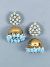 Turquoise Bubble Designer Earrings