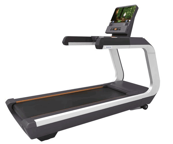 Commercial Treadmill with Keyboard