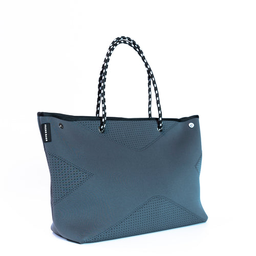 THE X BAG (DARK GREY)