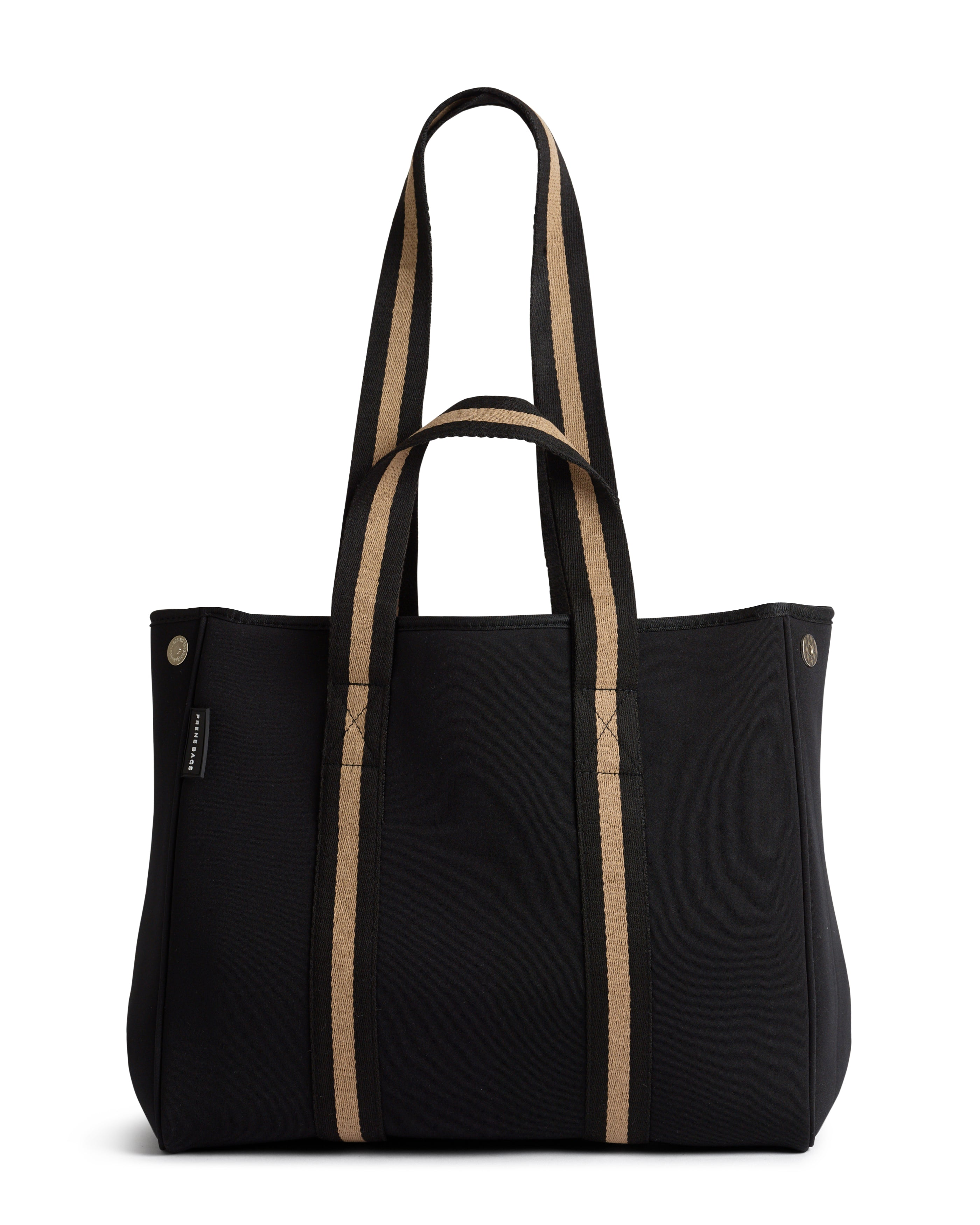 THE GIGI BAG (BLACK/BEIGE)