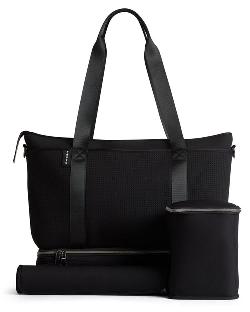THE SATURDAY BAG (BLACK)