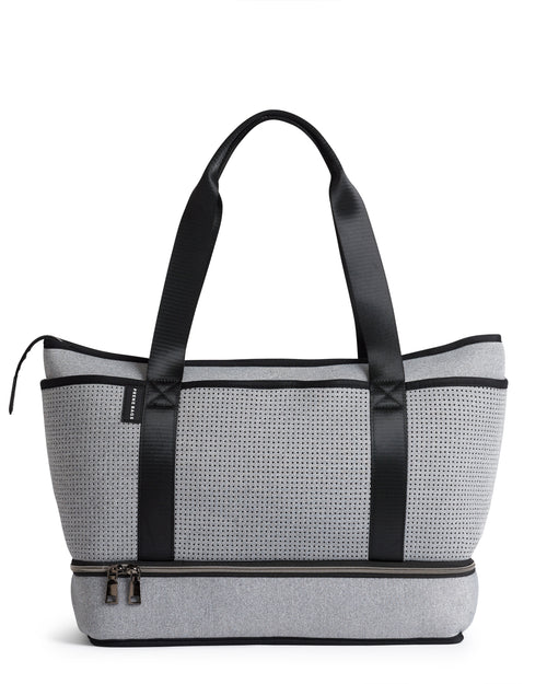 THE SUNDAY BAG (LIGHT GREY)