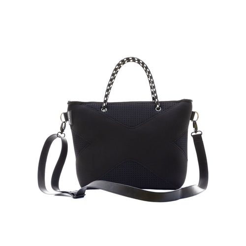 THE XXS CROSSBODY / TOTE BAG BLACK