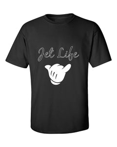 cartoon-hands-jet-life-call-me-fashion-t-shirt