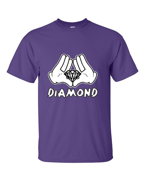 cartoon-hands-diamond-fashion-cute-t-shirt