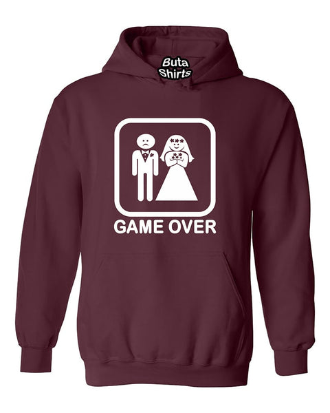 Funny Bachelor Party Wedding Groomsman Humor Unisex Hoodie