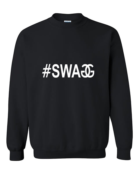 #Swagg  Crewneck Sweater