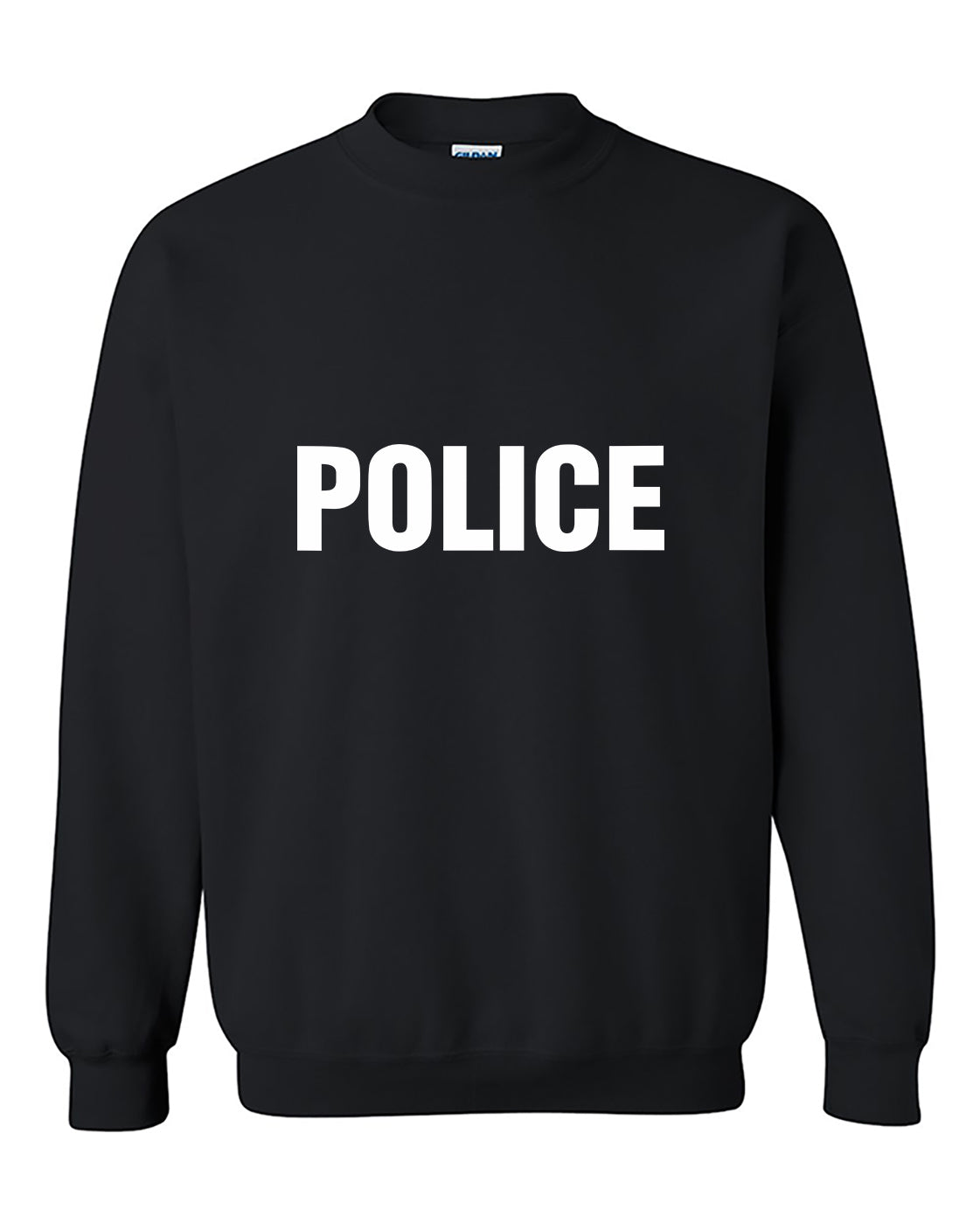 POLICE - novelty duty law enforcement Crewneck Sweater