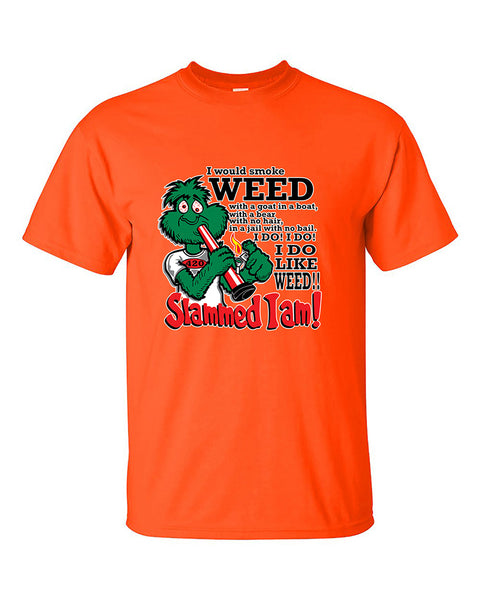 i-would-smoke-weed-with-agoat-in-a-boat-i-do-like-weed-slammed-i-am-t-shirt