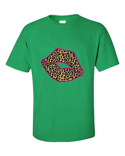 lips-cheetah-leopart-pink-outline-cute-fashion-t-shirt