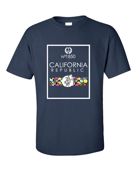 no-1850-california-republic-floral-palm-tree-beach-coutyre-t-shirt