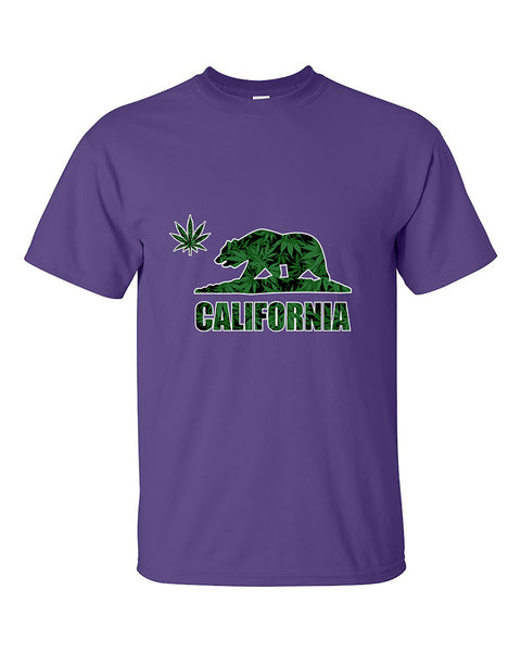 california-bear-weed-pattern-420-dope-marijuana-weed-smokers-t-shirt