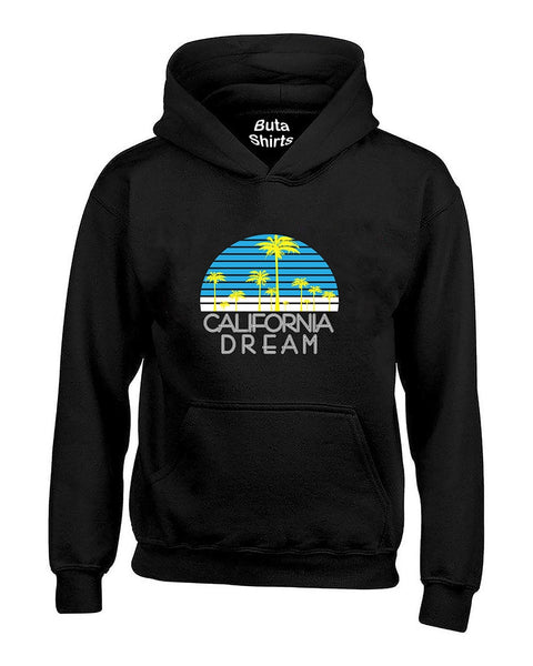 California Dream Palms Cali Life Fashion Unisex Hoodie