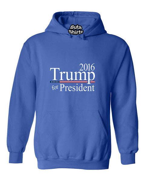 Donald Trump For President 2016 American President Unisex Hoodie