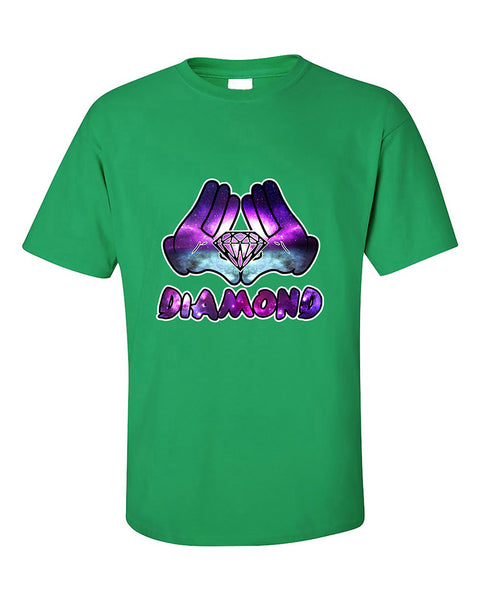 cartoon-hands-diamond-galaxy-fashion-cute-diamond-t-shirt