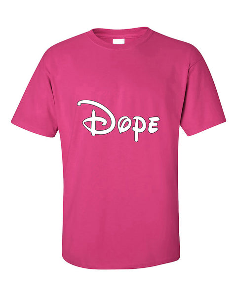 cartoon-writing-dope-dopes-t-shirt
