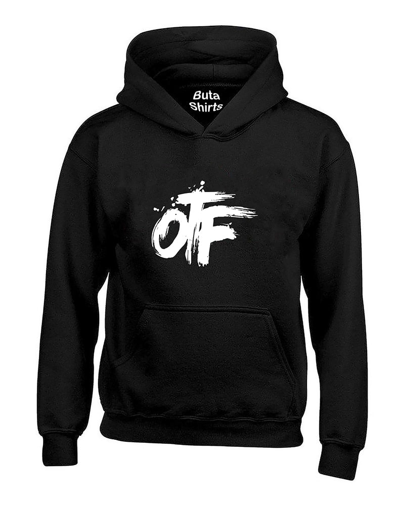 OTF Hip hop legend Nunu Fashion Unisex Hoodie